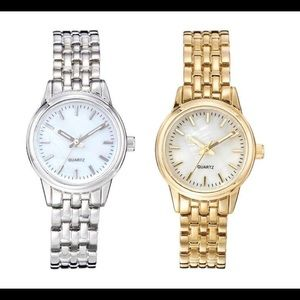 Women and men watches